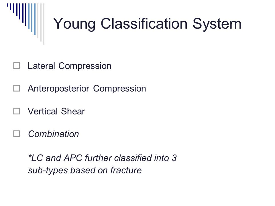 Young Classification System