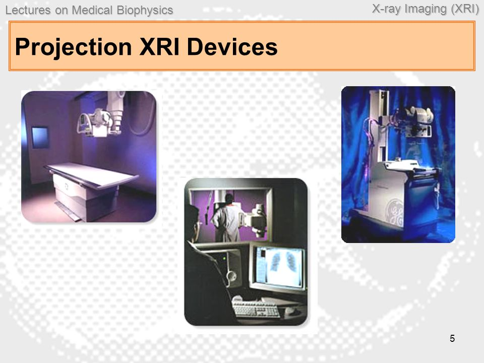 Projection XRI Devices
