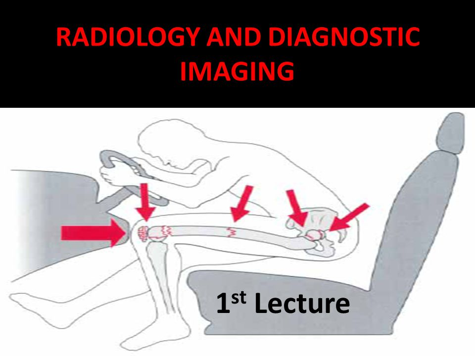 RADIOLOGY AND DIAGNOSTIC IMAGING