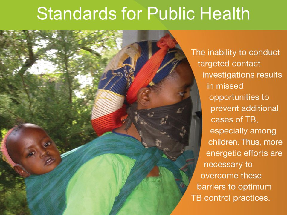Standards for Public Health