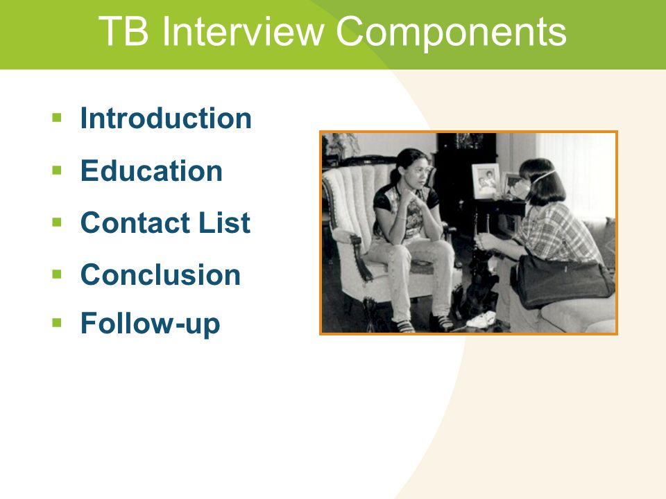 TB Interview Components