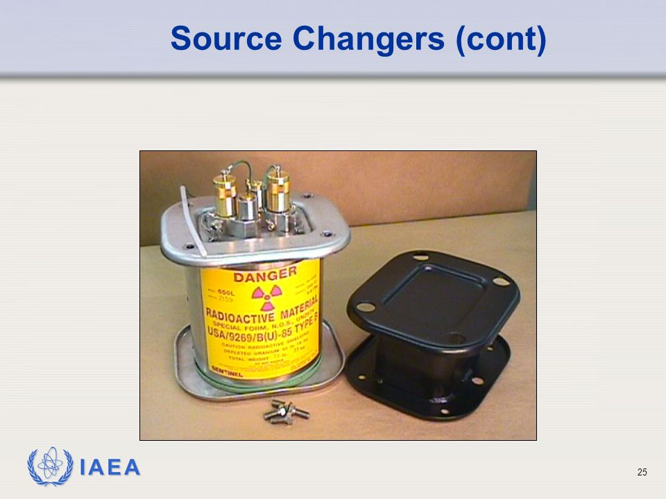 Source Changers (cont)