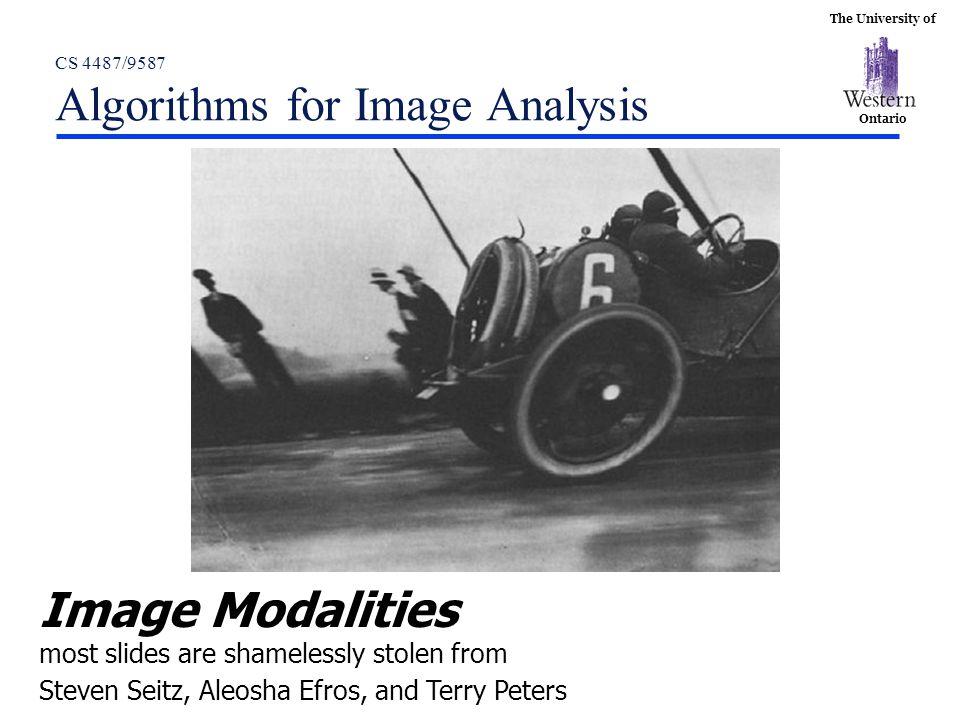 CS 4487/9587 Algorithms for Image Analysis
