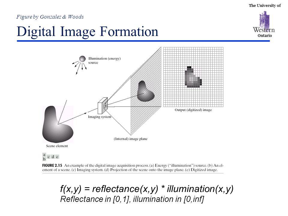 Figure by Gonzalez & Woods Digital Image Formation