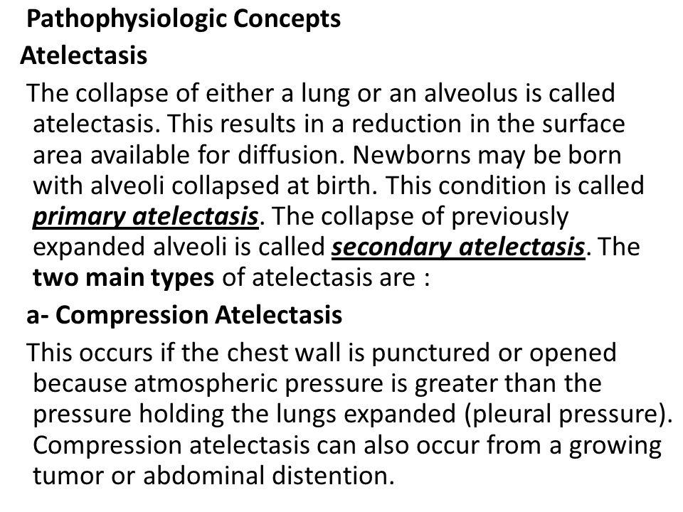 Pathophysiologic Concepts