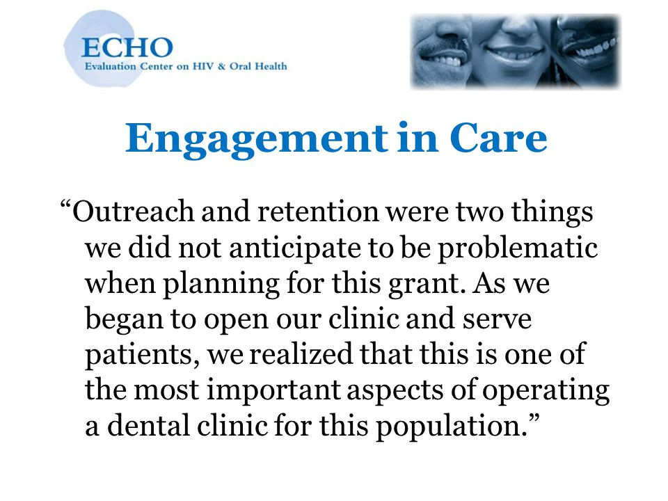 Engagement in Care