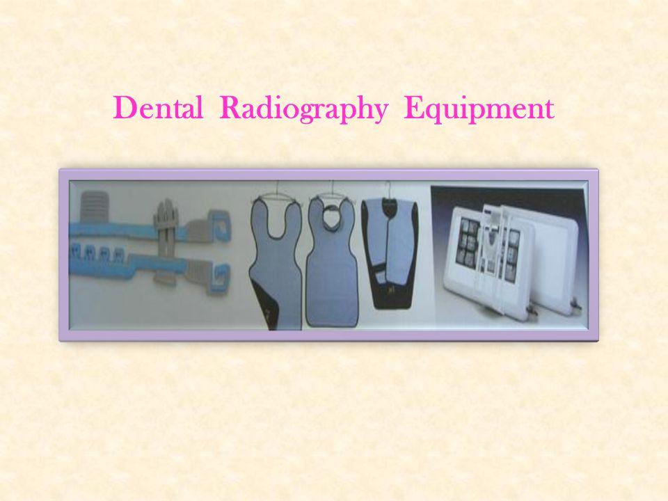 Dental Radiography Equipment