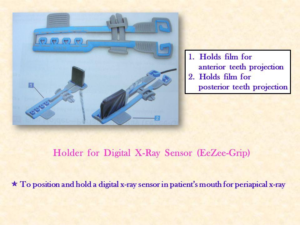 Holder for Digital X-Ray Sensor (EeZee-Grip)