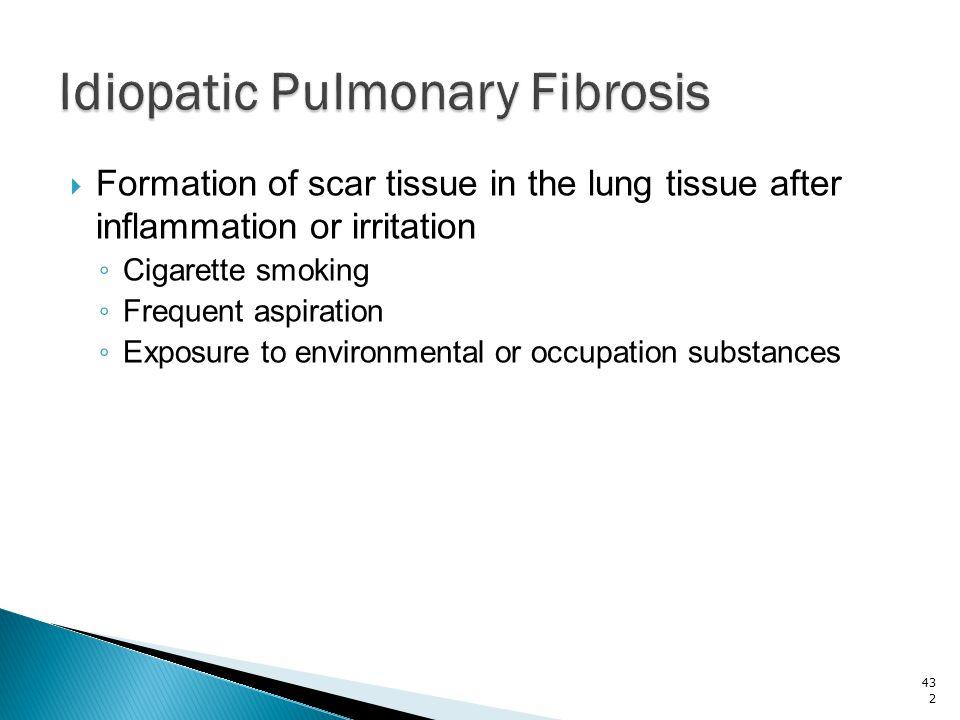 Idiopatic Pulmonary Fibrosis