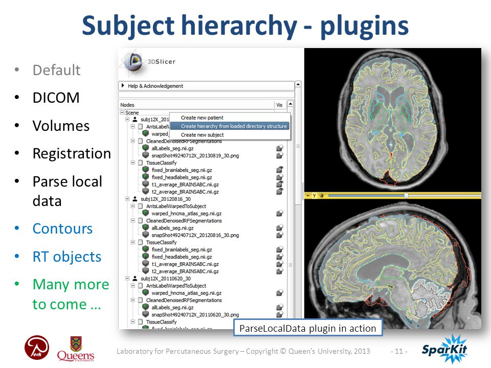 Subject hierarchy - plugins