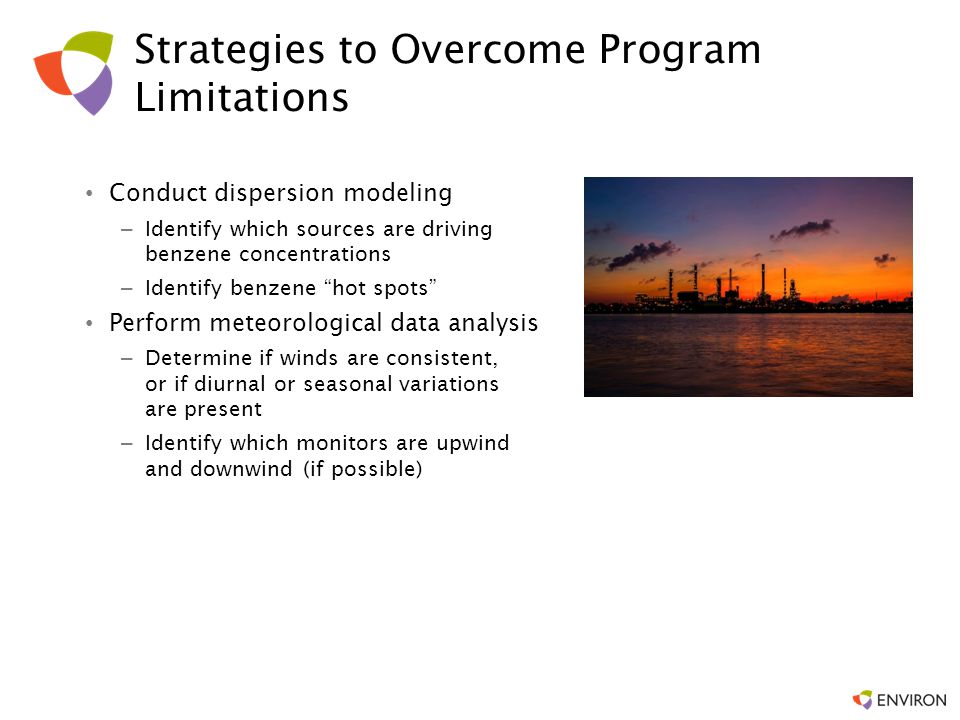 Strategies to Overcome Program Limitations