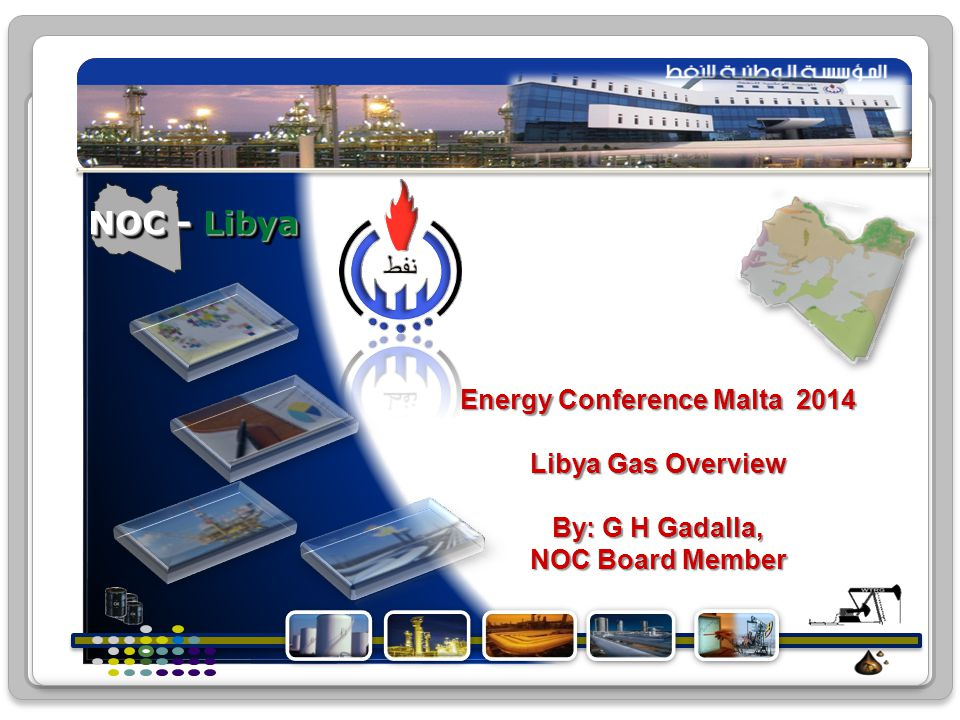 Energy Conference Malta 2014