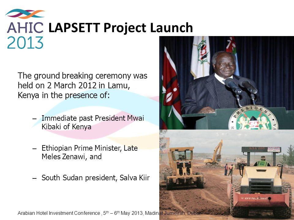 LAPSETT Project Launch