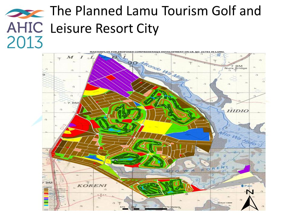 The Planned Lamu Tourism Golf and Leisure Resort City