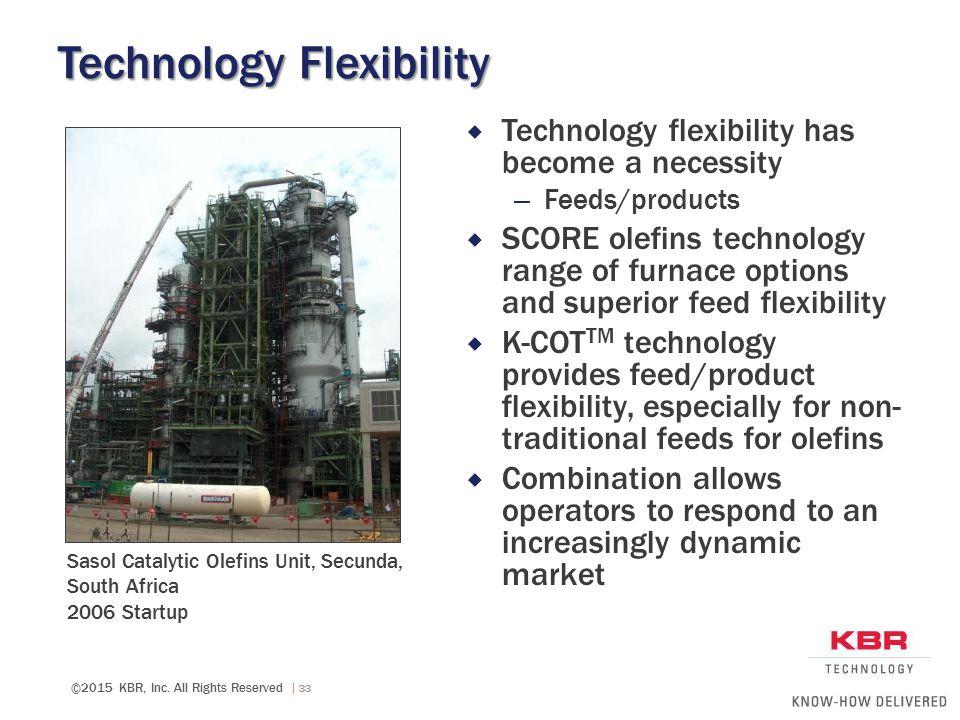 Technology Flexibility