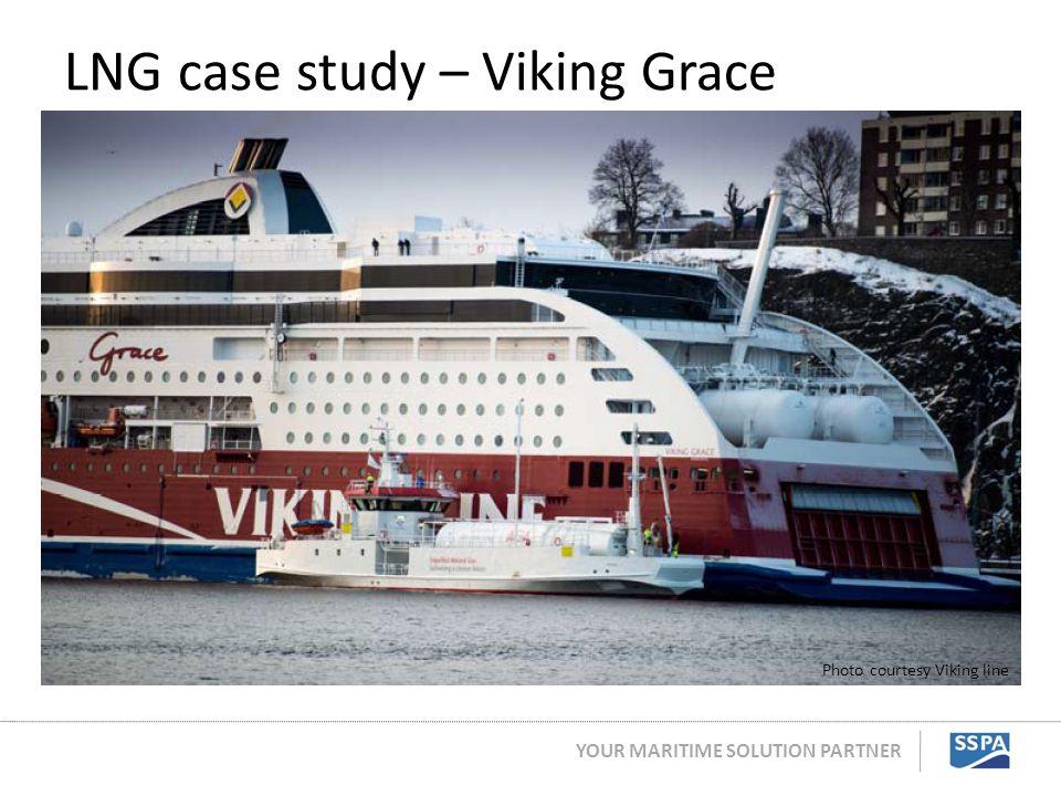 LNG case study – Viking Grace