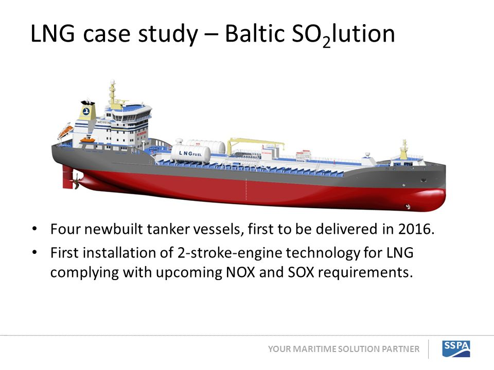 LNG case study – Baltic SO2lution
