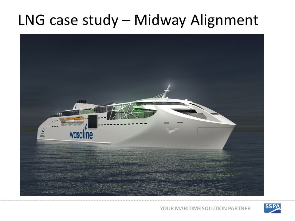 LNG case study – Midway Alignment