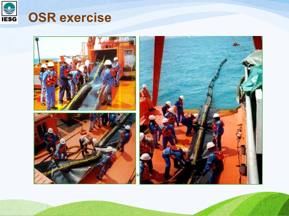 OSR exercise