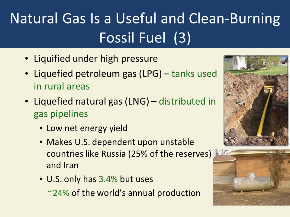 Natural Gas Is a Useful and Clean-Burning Fossil Fuel (3)