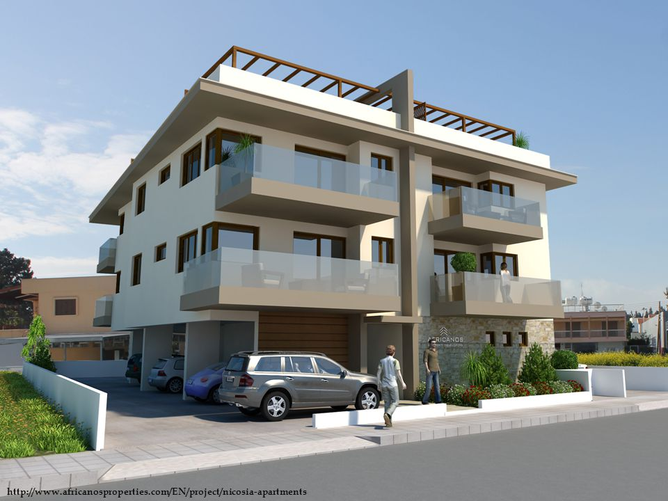 UNIVERSITY OF CYPRUS APARTMENTS