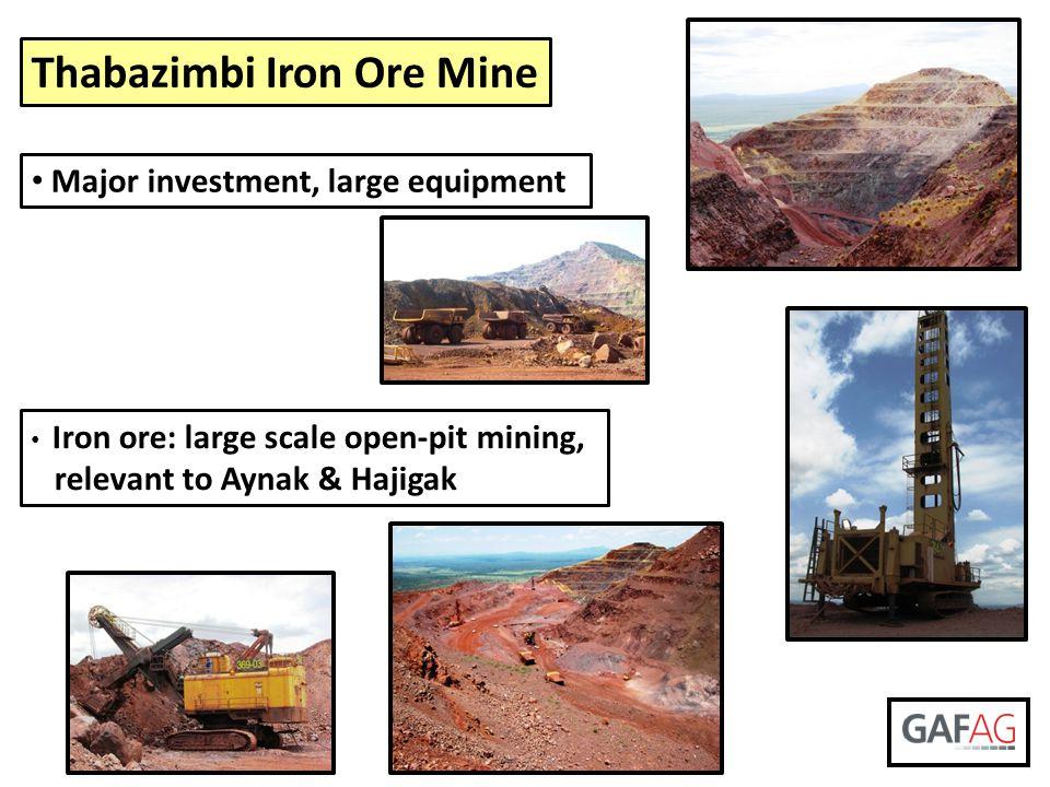 Thabazimbi Iron Ore Mine