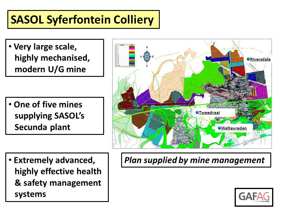 SASOL Syferfontein Colliery