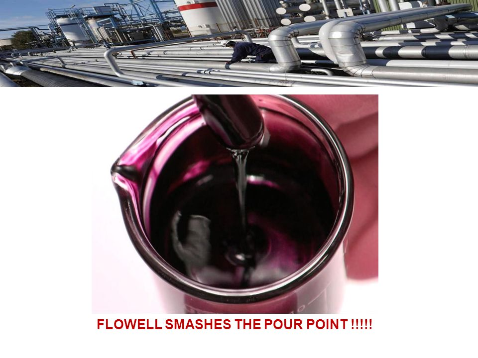 FLOWELL SMASHES THE POUR POINT !!!!!