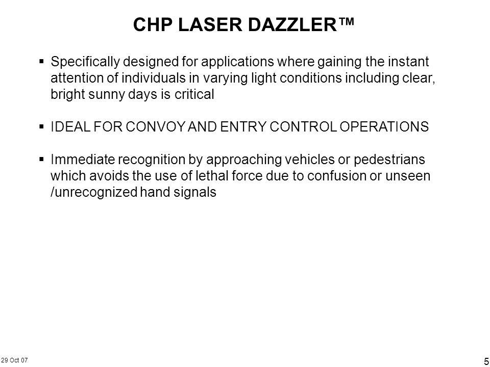 CHP LASER DAZZLER™