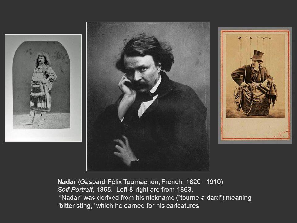 Nadar (Gaspard-Félix Tournachon, French, 1820 –1910)