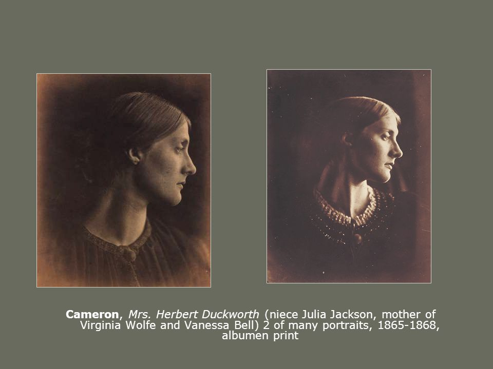 Mother of Virginia Woolf