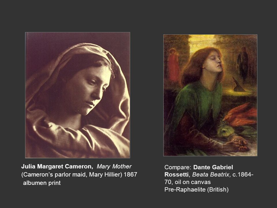 Julia Margaret Cameron, Mary Mother