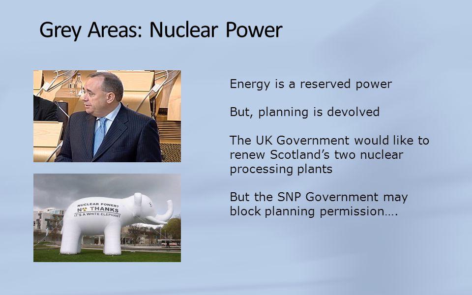 Grey Areas: Nuclear Power