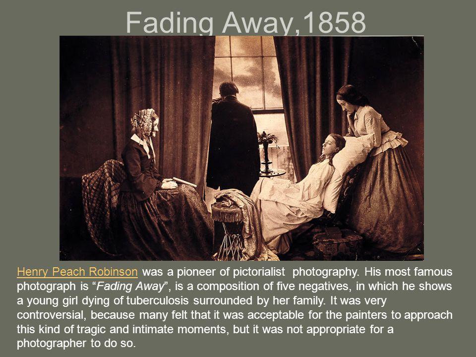 Fading Away,1858