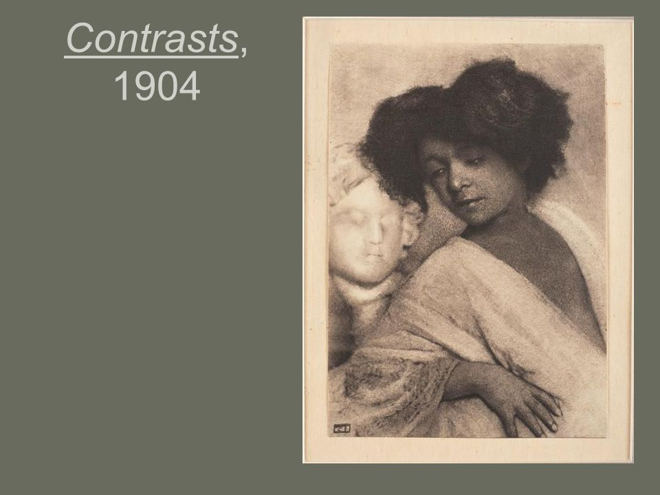 Contrasts, 1904
