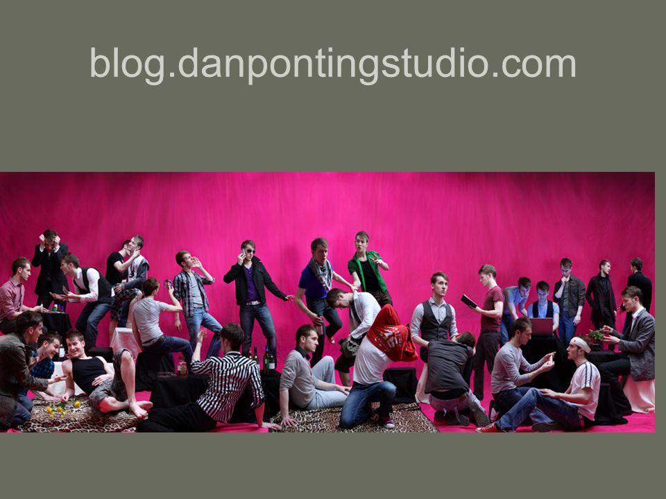 blog.danpontingstudio.com