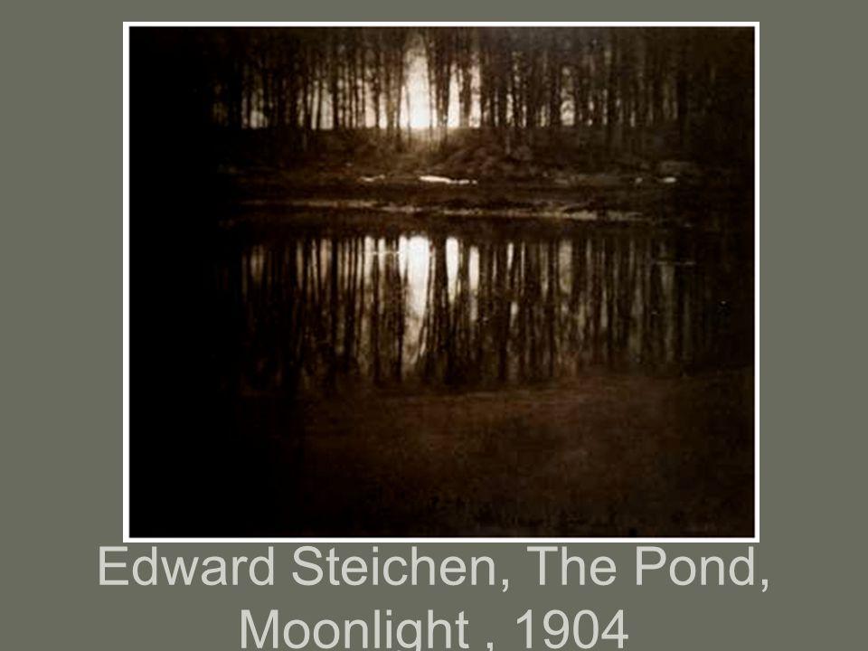 Edward Steichen, The Pond, Moonlight , 1904