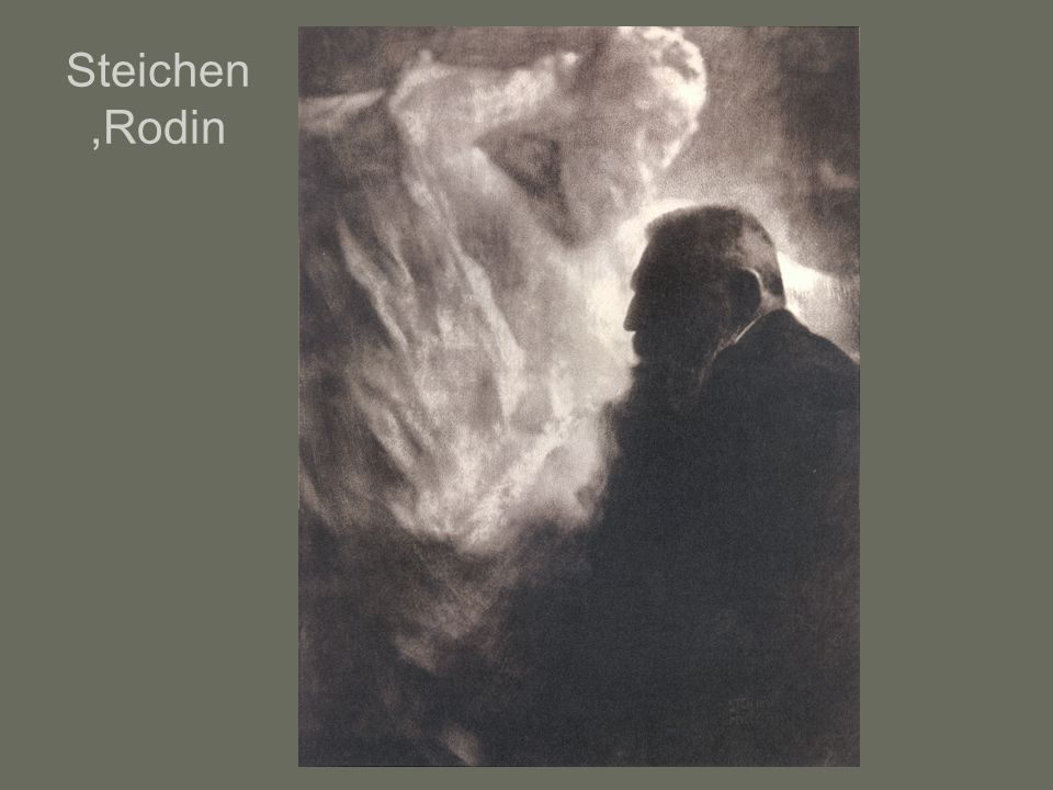 Steichen ,Rodin