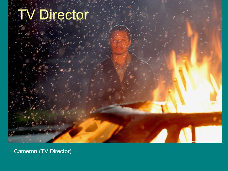 TV Director Cameron (TV Director)