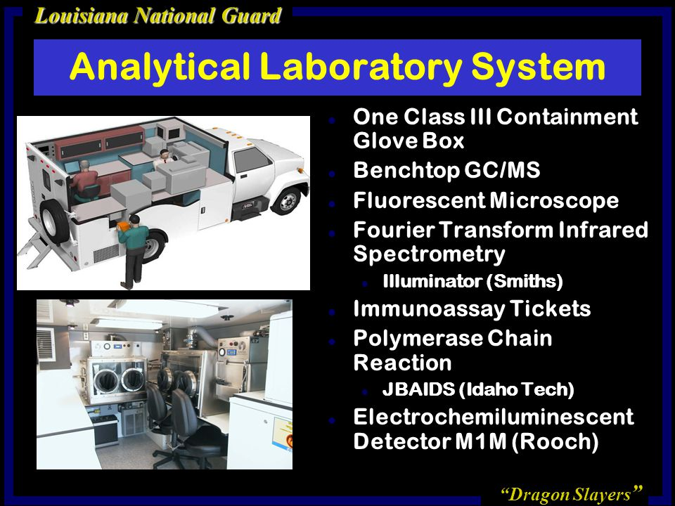 Analytical Laboratory System