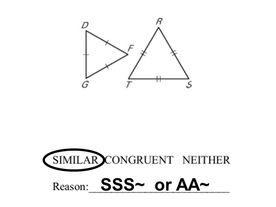 SSS~ or AA~
