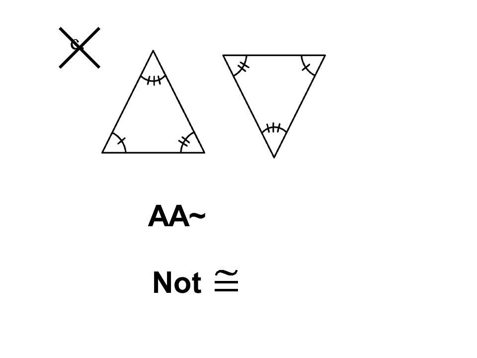 AA~ Not