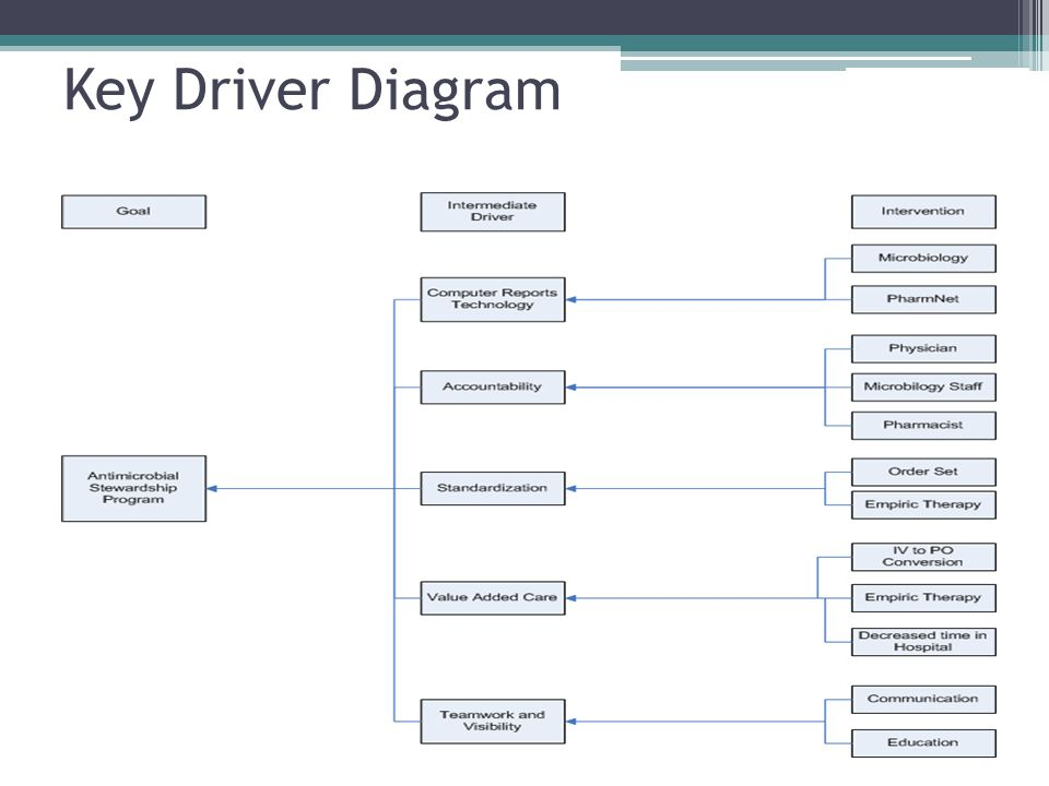 Key Driver Diagram