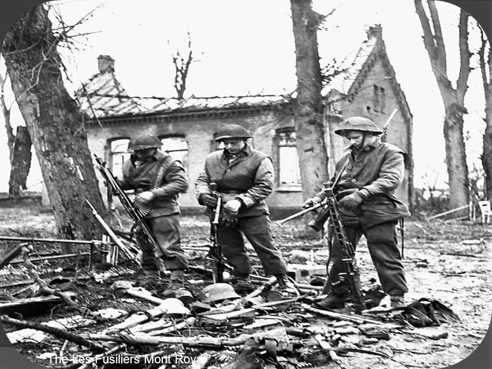 The Les Fusiliers Mont Royal