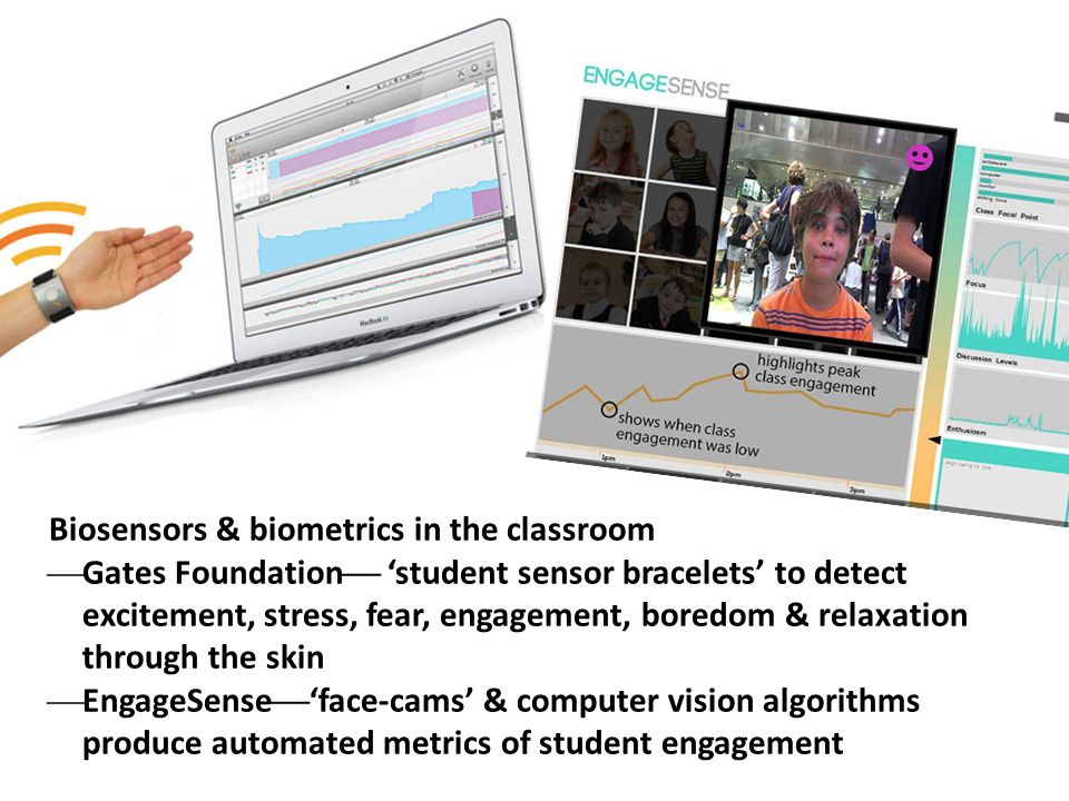 Biosensors & biometrics in the classroom