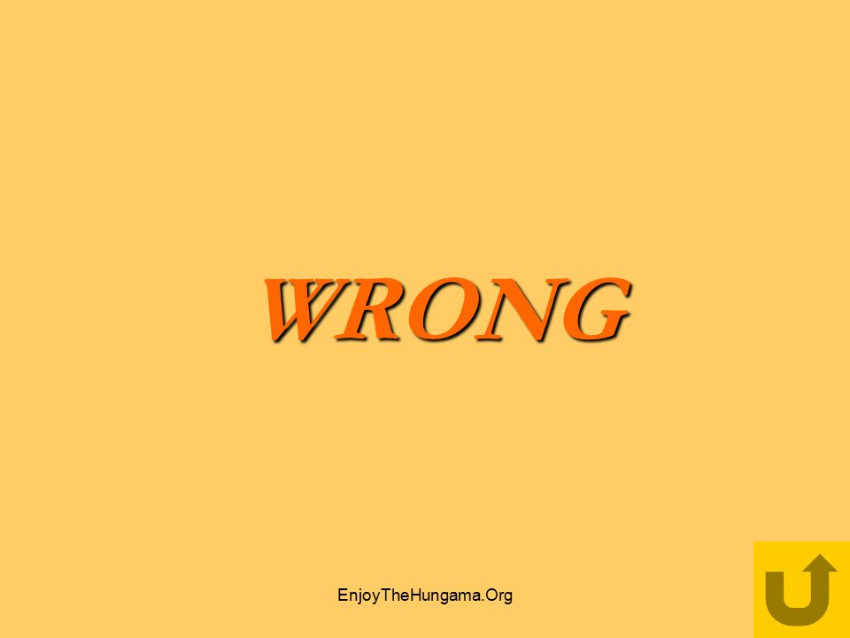 WRONG EnjoyTheHungama.Org