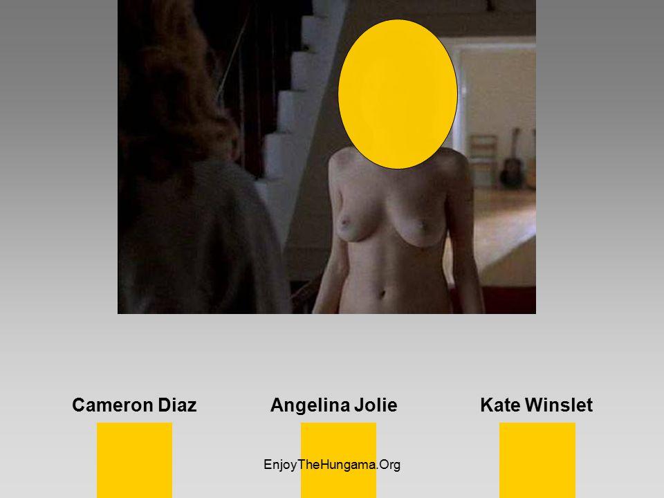 Cameron Diaz Angelina Jolie Kate Winslet EnjoyTheHungama.Org