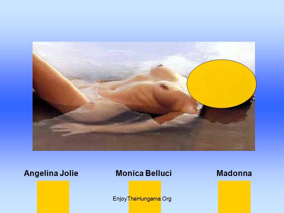 Angelina Jolie Monica Belluci Madonna EnjoyTheHungama.Org