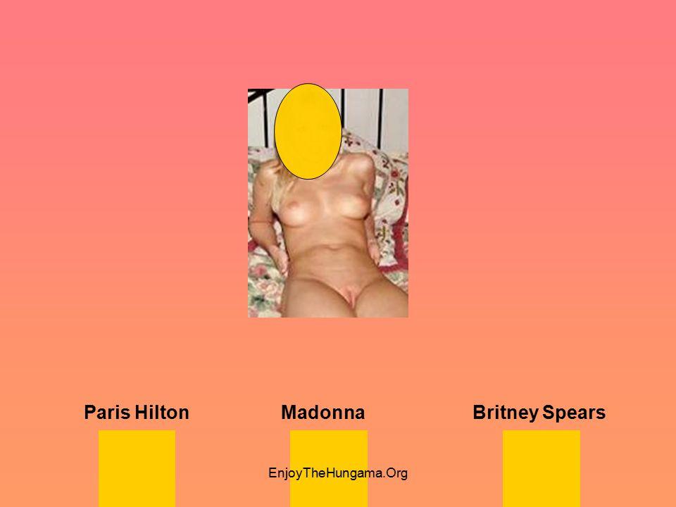 Paris Hilton Madonna Britney Spears EnjoyTheHungama.Org