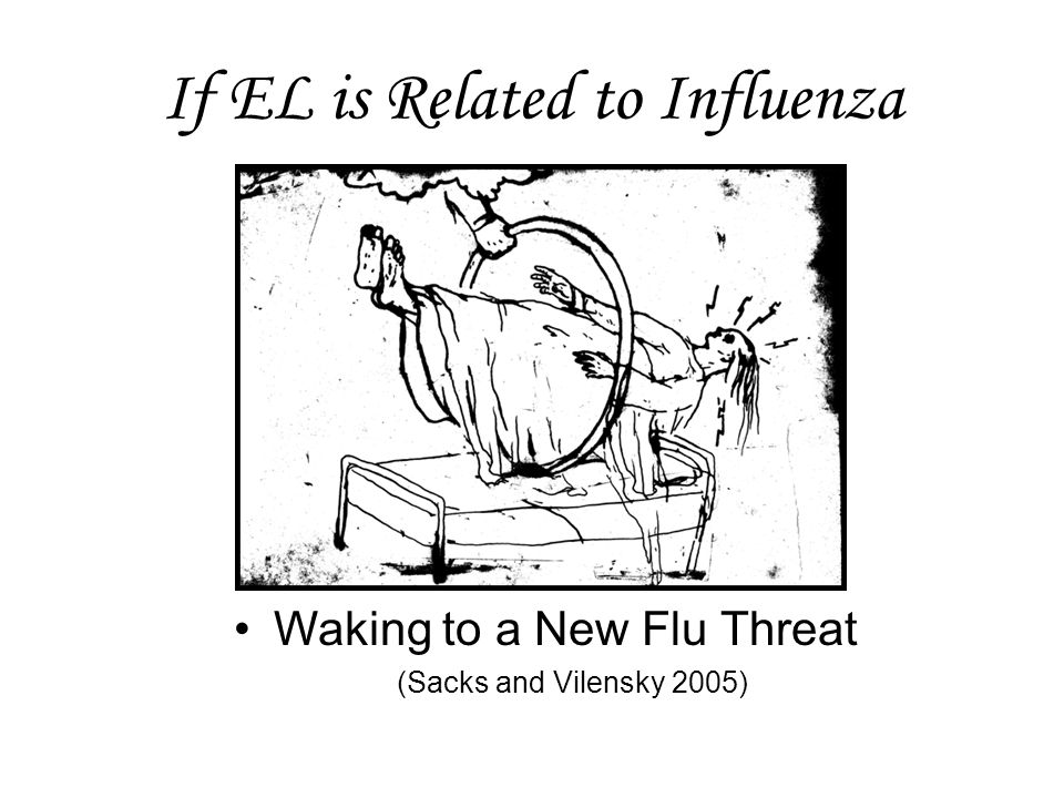If EL is Related to Influenza
